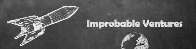 Improbable Ventures with rocket