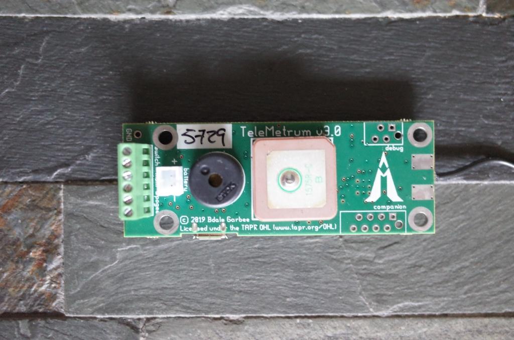 Flight computer - circuit board